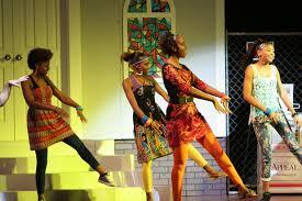gospel dancers